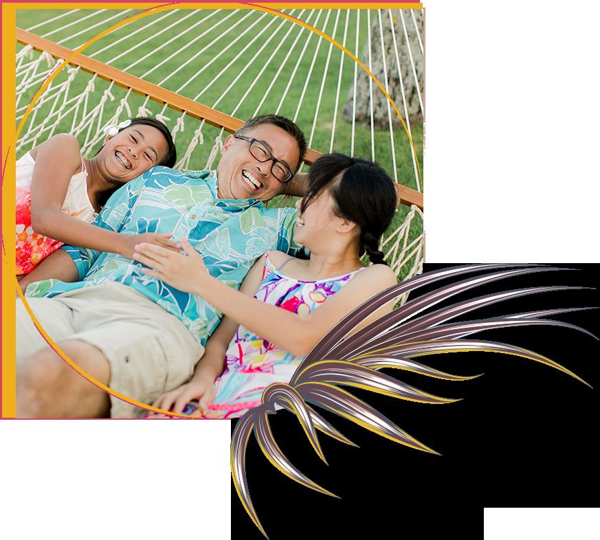 Harvard-Westlake Ohana family